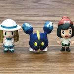 ポケモン、アセロラ・リーリエ・ミヅキのミニフィギュアが登場