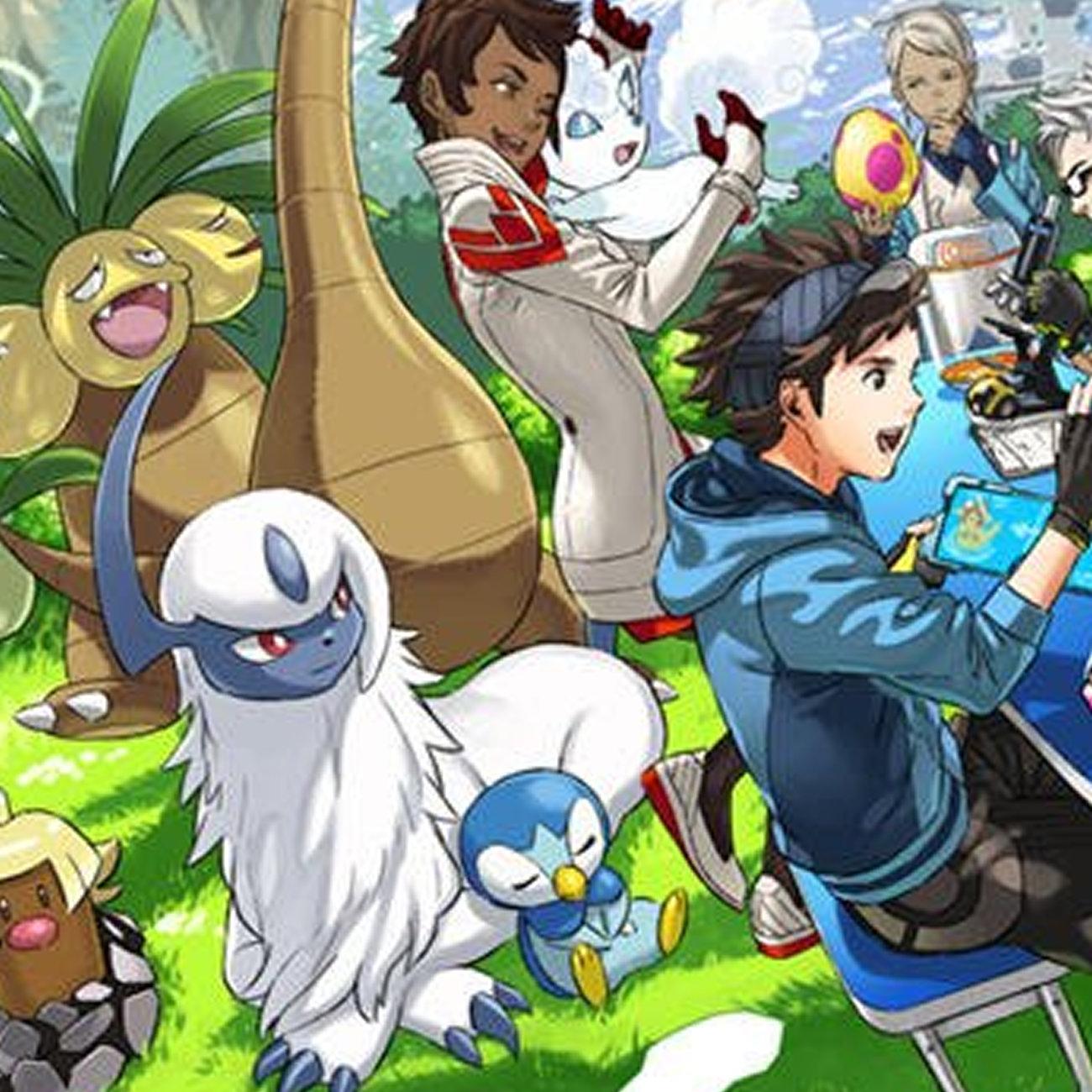 ポケモンGO、対人戦の要素は2018年末を予定。新ポケモン
