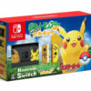Nintendo Switch「ポケットモンスター Let's Go! ピカチュウ」セットの予約が開始