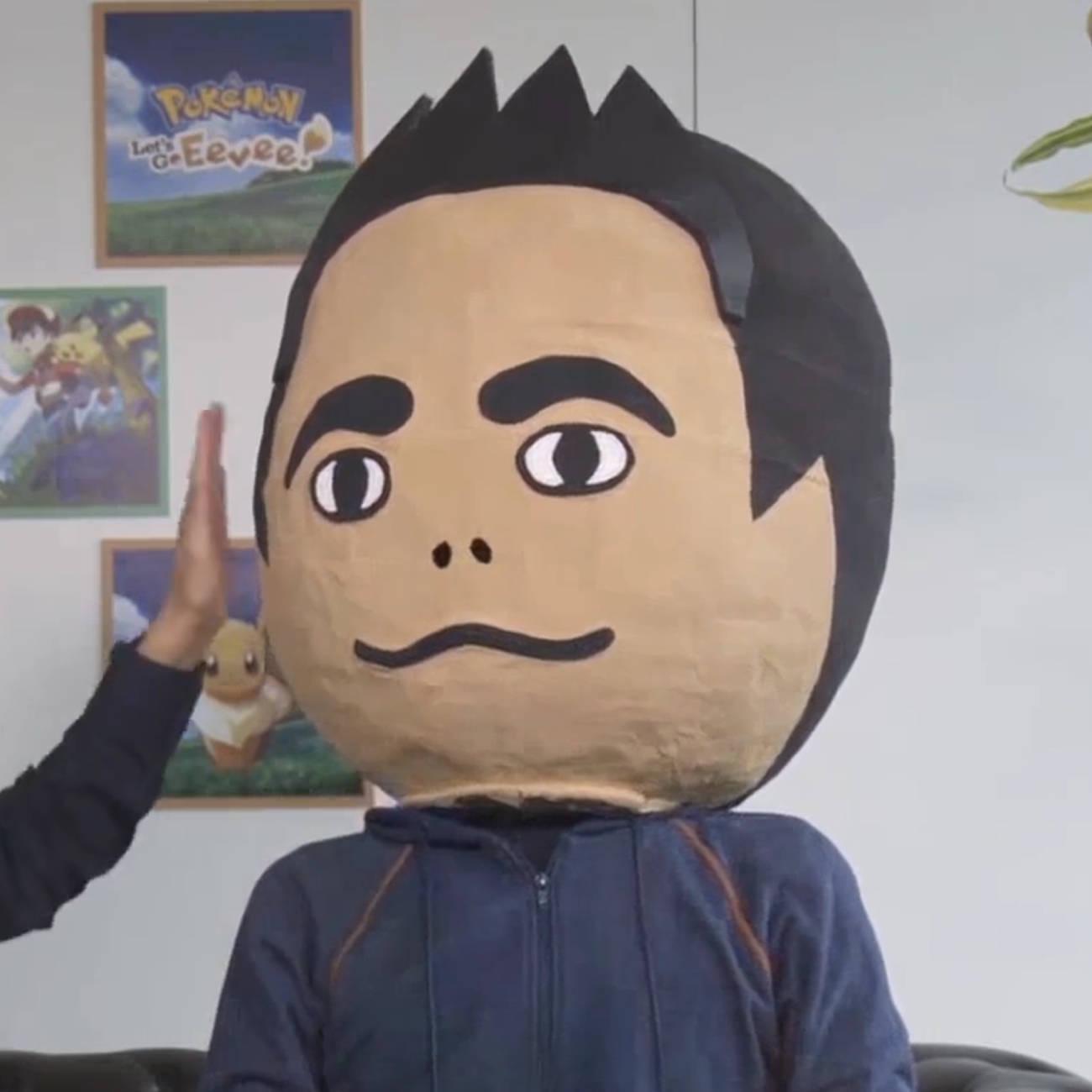 ゲームフリーク増田順一氏、ポケセンメガトウキョー2019年3月11日募金