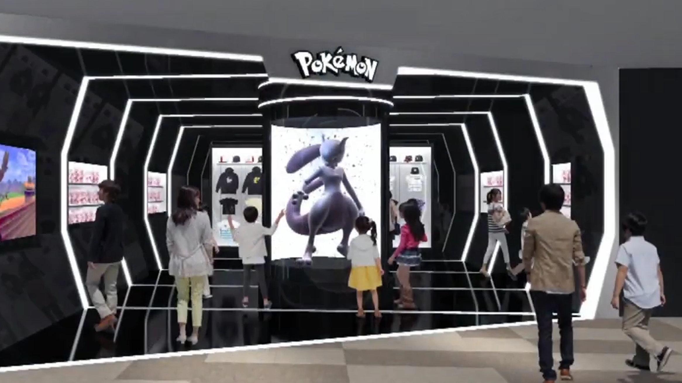 ポケモンセンター、渋谷に新店舗。任天堂のショップ