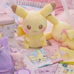 ピカチュウの寝姿が可愛い、「2019 Pokemon Collectionくじ Holiday Night」登場