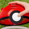モンスターボール型の虫カゴ登場。ゲームと同じく開閉する機構も再現