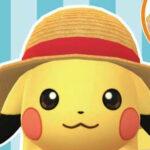 ポケモンGO、ワンピースとコラボ。麦わら帽子のピカチュウ登場など