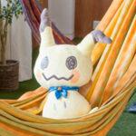 一番くじ Pokemon Mimikkyu's Night Camp登場。ライトやぬいぐるみなどのグッズ
