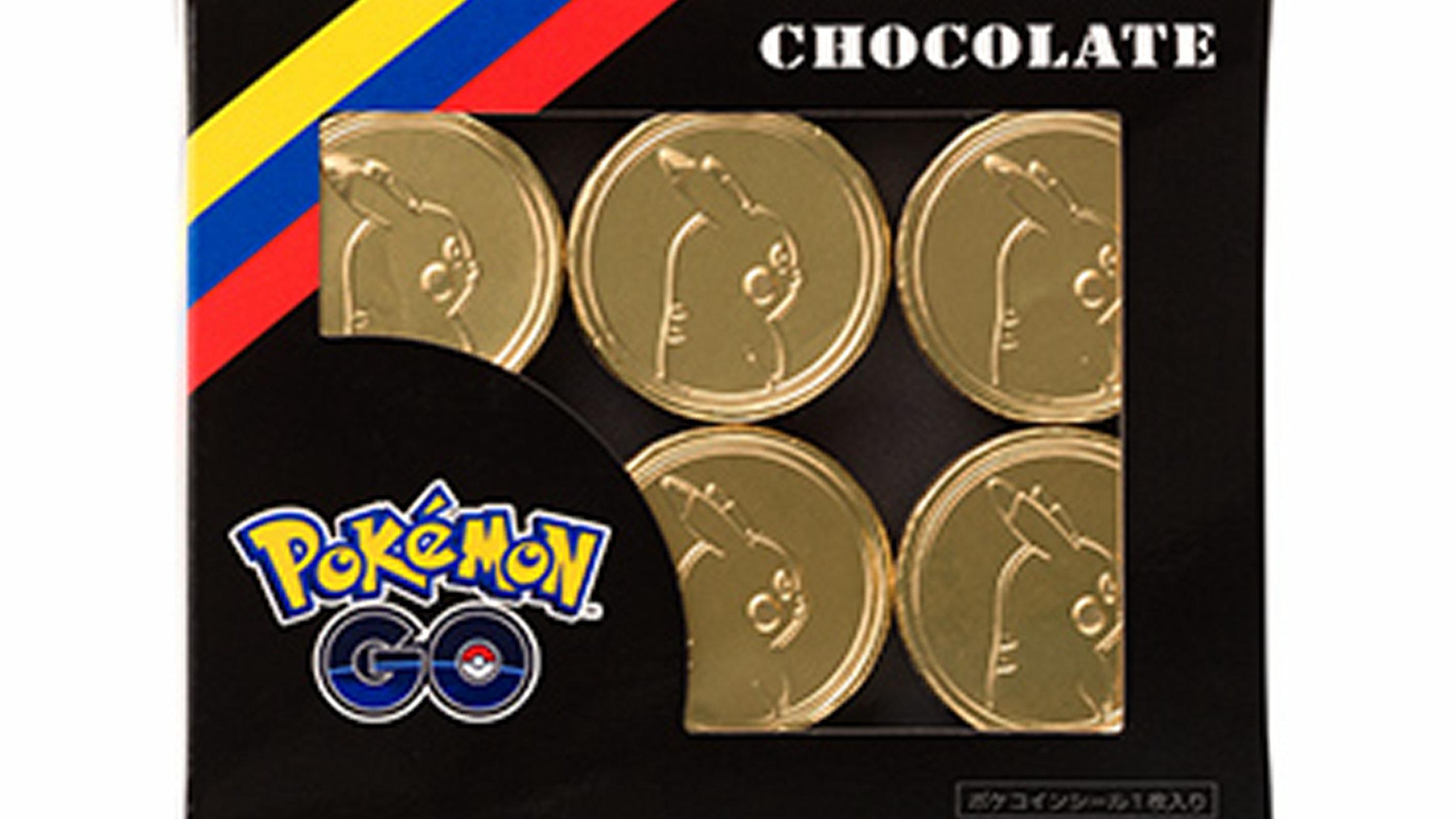 ポケモンGO、ギフトのキャンディやゲーム内アイテム商品化