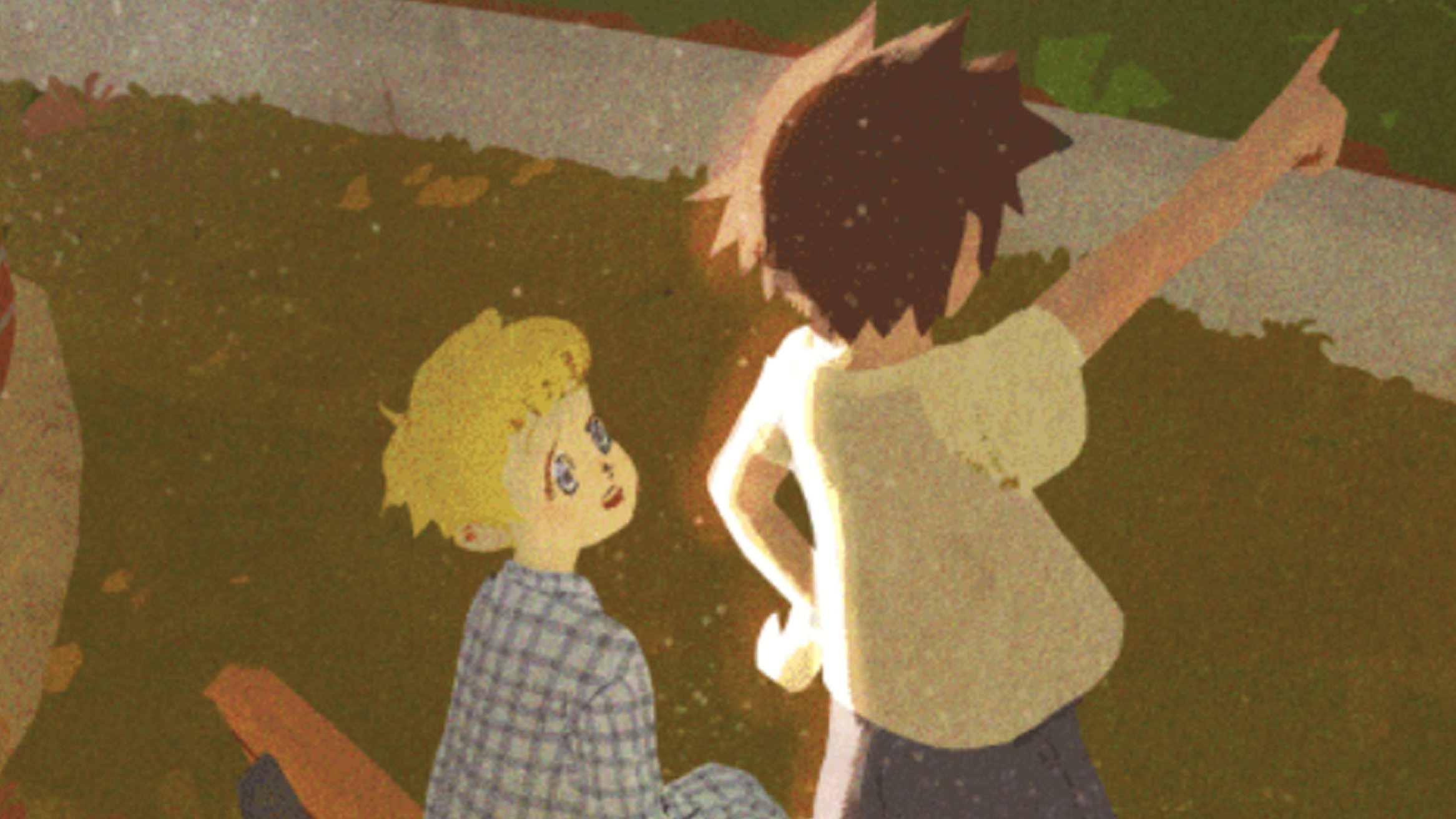 ポケモン ソード シールド、短編アニメ。群像劇「薄明の翼」