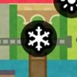 ポケモン ソード シールド、クリスマスはワイルドエリアの天候が全て雪という粋