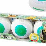 ポケモンGO、e-maのど飴がグッズを発売。おこうイメージの容器入り
