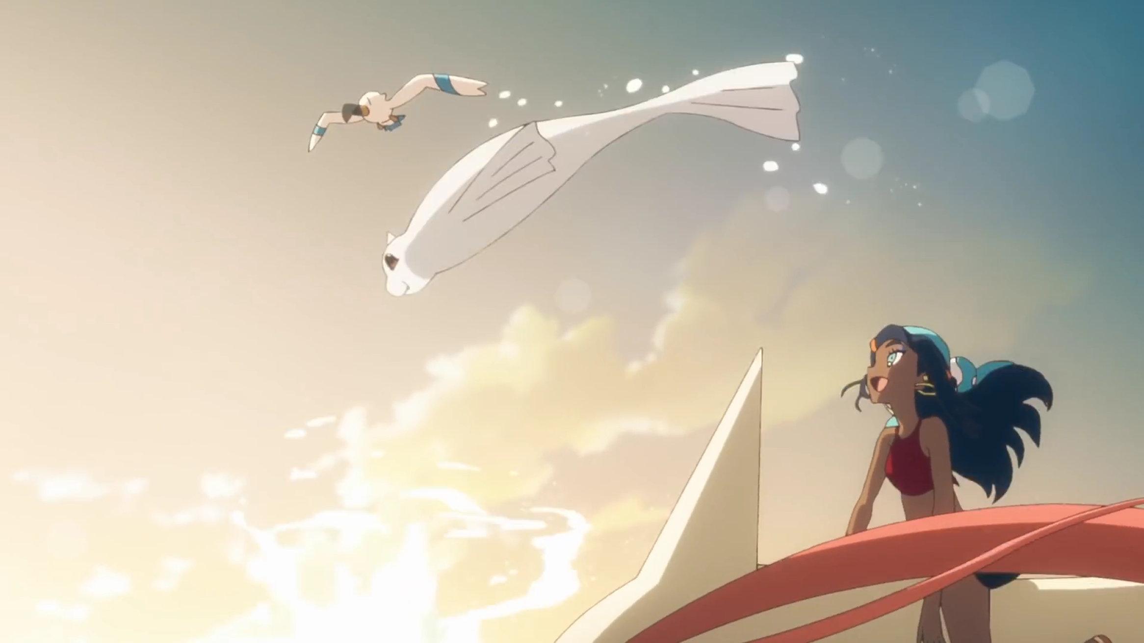 ポケモン ソード シールド、ジュゴンがアニメに登場し謝罪