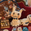 ポケモン、Mimikkyu's Antique&Teaの一番くじ登場。懐中時計などが当たる