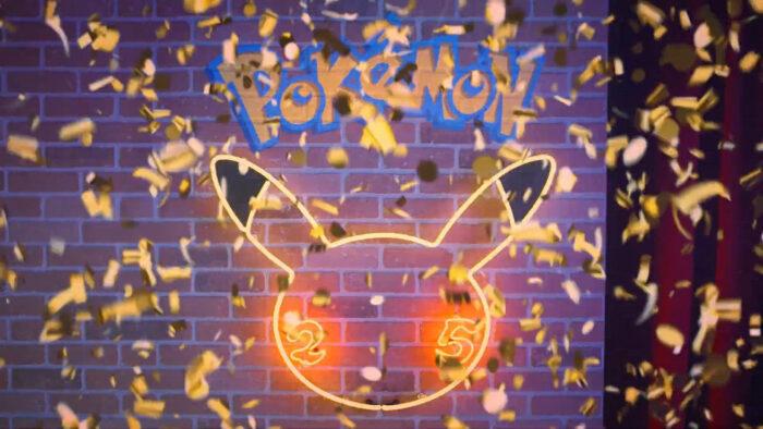 ポケモン25周年記念のトレイラー公開。ケイティ・ペリーとコラボ発表