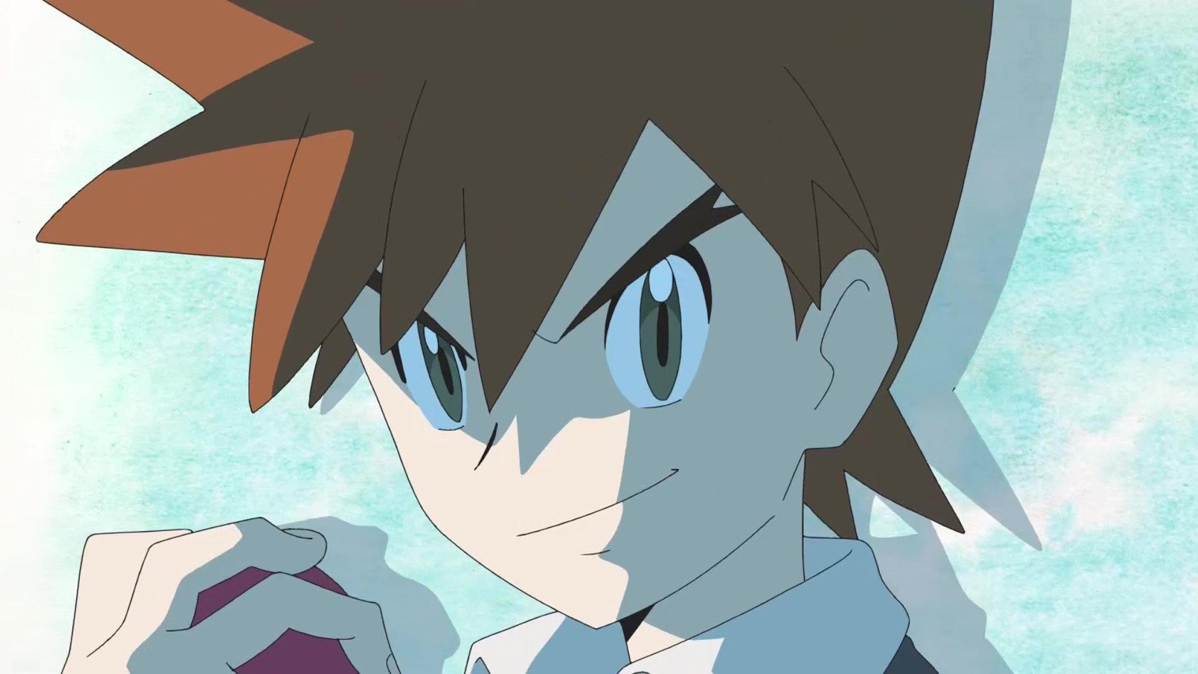ポケモン アニメ、シゲルとアイリス登場が予告。約11年&7年ぶり再出演