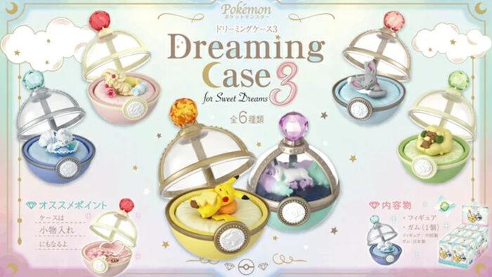 ポケモン Dreaming Case3 for Sweet Dreams、マホイップやガラルポニータ登場