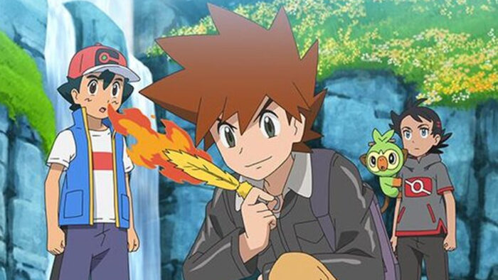 ポケモン アニメ、シゲルの「サ~トシ君」は小林優子さんのアドリブで誕生