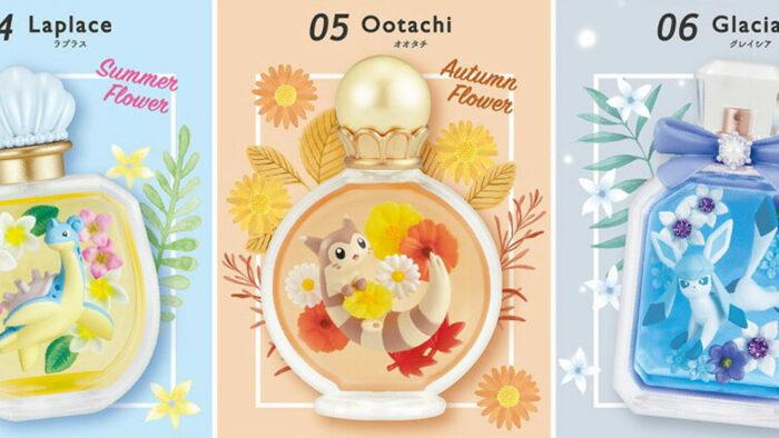 ポケモン PETITE FLEUR Seasonal Flowers、キレイハナ、オオタチなど登場